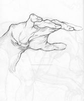 Hand sketch practice II by reminisense