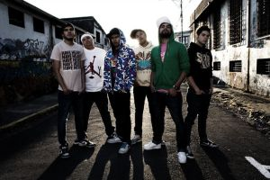 Billy the Kid band photo by KoiTattoo