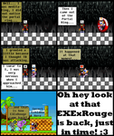 EXE+F Valentines Special - EXExRouge comeback by EXEcutor-The-Bat