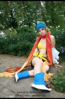 Final Fantasy - Rikku II by Kolibrichen