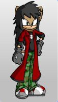 Mick Foley as a Sonic Chara by Gurahk2