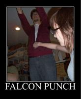 Falcon Punch by Gwyredig