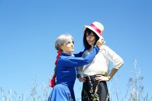 Howl's Moving Castle - Dreaming by sakuritachan92