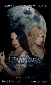 HIDDEN House of Night Movie Poster by zvunche