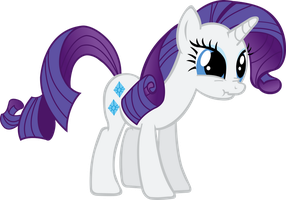 Scrunchie Rarity by Animalsss