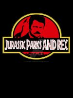 Jurassic Parks and Rec by LeFinAbsolueDuMonde