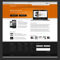 Ambition HTML Theme by bestofthemeforest