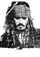 Jack Sparrow by Vdemike