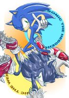 sonic sonic sonic. by bbpopococo