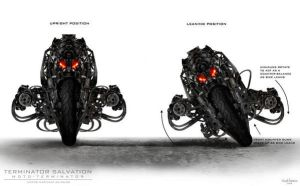 terminators bike 3 front veiw by shigureslove7