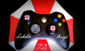 Umbrella Corp Elite Controller xD by LakotaAngel72