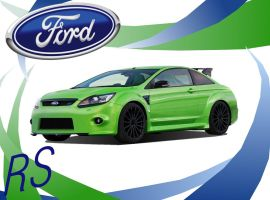 Ford Focus GTRS400 by TeofiloDesign