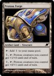Protoss Forge by starcraftmtg