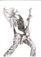 Alexi Laiho II by Cruz-666