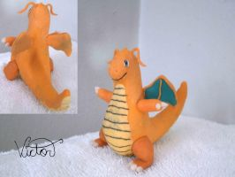 149 Dragonite by VictorCustomizer