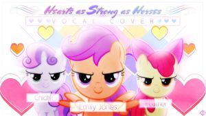 Hearts as Strong as Horses [Cover Art] by KibbieTheGreat