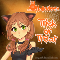 Trick or Treat? by Neyveah