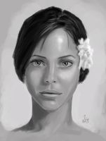 Face Sketch 1 by Nicksketch