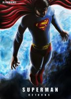 SuperMan by Junior-Rodrigues
