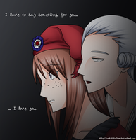 + Dead!Lavoisier want to tell something... + by Serket-XXI