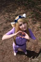 Gadget Hackwrench cosplay by Eletiel