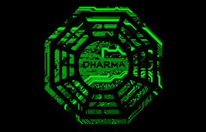 Dharma Initiative (free wallpaper) Circuit by adamforce