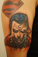 Superman by DREIII
