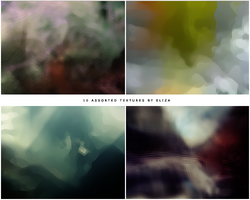 10 Assorted Textures by elizacunningham