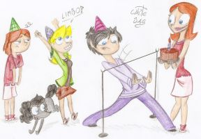 Marcus' B-DAY by WhiteBAG
