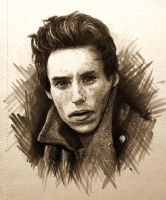 Eddie Redmayne by ShadowSeason