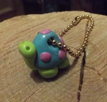 Tortoise keyring 2 by MeticulousBlue