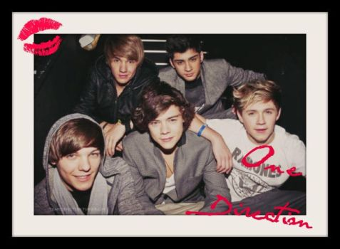 1D ~ Wallpaper by anniehuynh