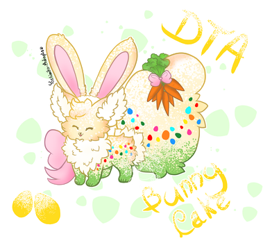 [OPEN] Easter DTA Free Event! 3 winners by Yoshimiko-Adopts