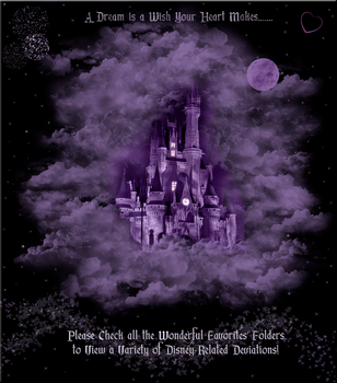 Dream Castle Favorites' Banner by TheDreamFinder