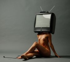 I saw it on TV - 3 by mjranum-stock