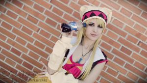Karina Lyle - Tiger and Bunny by LauraNikoPhantomhive