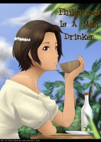 Philippines is a Mild Drinker by ExelionStar