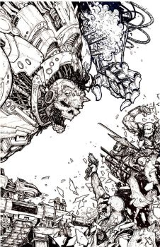issue 6 cover INKS by TaylorGarrity