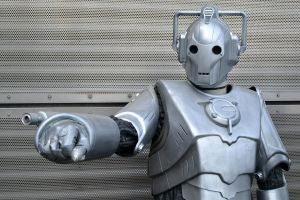 Cyberman at National Space Centre 2015 (9) by masimage
