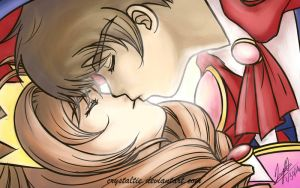 CCS-SxS True Love's Kiss by snowygem