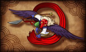 Another Tengu by IgorSan