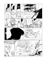 Penciled Bete du Lac page 17 by PatBoutin