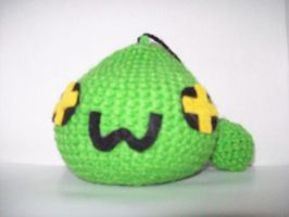 maplestory slime by Winterybreeze