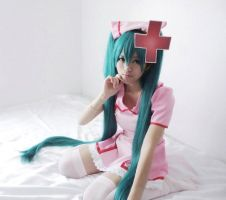 Vocaloid-Miku Love Ward by Lycorisa