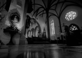 St Nicholas Cathedral by Oldtoppy