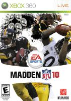 Madden 10 Steelers by MattBizzle2k10