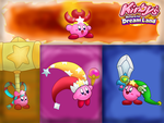 Kirby Return to Dream Land Super Abilities by Coonstito