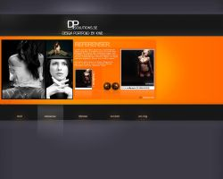 DPsolutions webdesign by kylie87