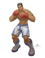 Tyson Floyd - commission by Chadwick-J-Coleman