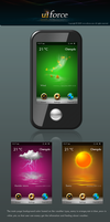 Deep Water Weather icons by uiforce